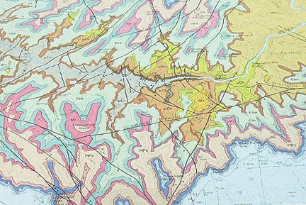 Introduction to Geological Maps