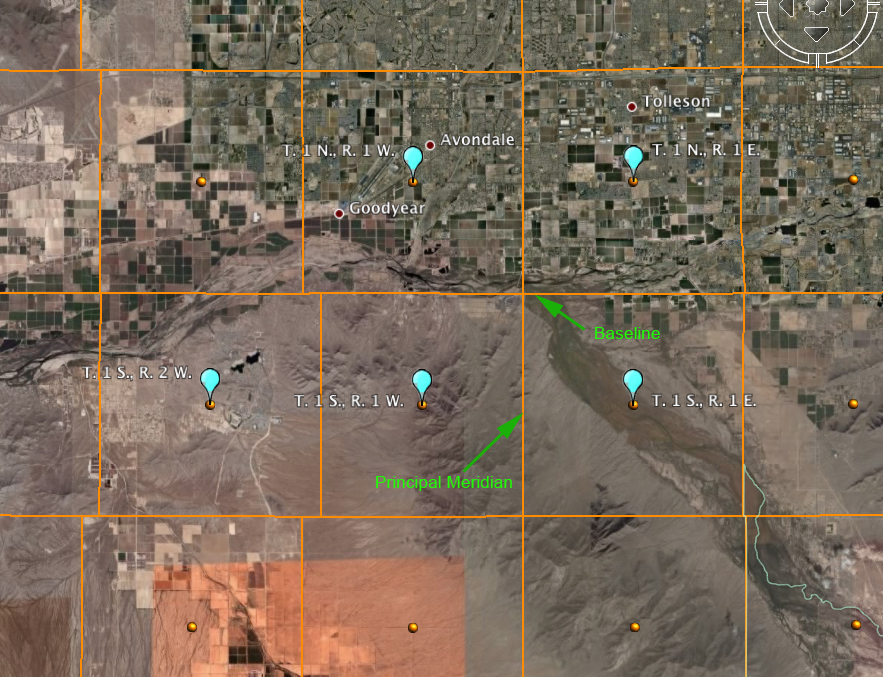township and range Understanding Township and